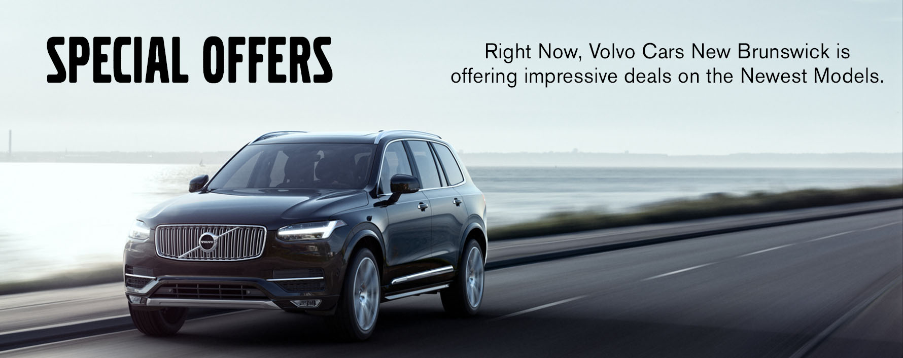 New Vehicles Special Offers Volvo Cars New Brunswick